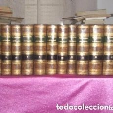 Libros antiguos: HISTORIA DE LA REVOLUCION FRANCESA 17 TOMOS 1846. Lote 155800322