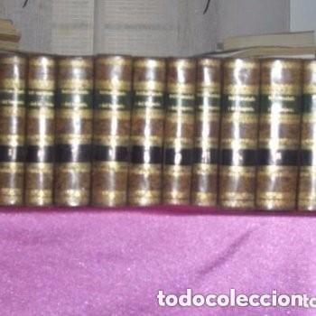 Libros antiguos: HISTORIA DE LA REVOLUCION FRANCESA 17 TOMOS 1846 - Foto 2 - 155800322