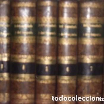 Libros antiguos: HISTORIA DE LA REVOLUCION FRANCESA 17 TOMOS 1846 - Foto 3 - 155800322