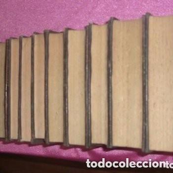 Libros antiguos: HISTORIA DE LA REVOLUCION FRANCESA 17 TOMOS 1846 - Foto 11 - 155800322
