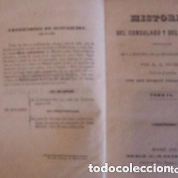 Libros antiguos: HISTORIA DE LA REVOLUCION FRANCESA 17 TOMOS 1846 - Foto 12 - 155800322