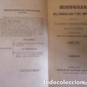 Libros antiguos: HISTORIA DE LA REVOLUCION FRANCESA 17 TOMOS 1846 - Foto 18 - 155800322