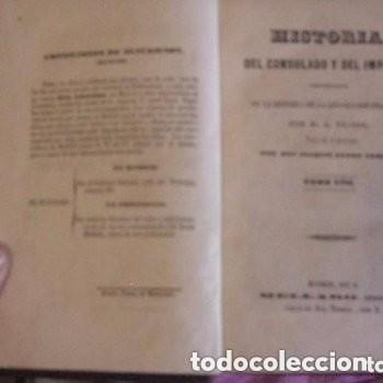 Libros antiguos: HISTORIA DE LA REVOLUCION FRANCESA 17 TOMOS 1846 - Foto 19 - 155800322