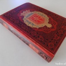 Libros antiguos: LIBRERIA GHOTICA. JOSE M.QUADRADO.NAVARRA Y LOGROÑO.ESPAÑA.SUS MONUMENTOS.1886.FOLIO.BELLOS GRABADOS. Lote 155818078