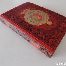 Libros antiguos: LIBRERIA GHOTICA. J. QUADRADO.VALLADOLID,PALENCIA Y ZAMORA.SUS MONUMENTOS.1886.FOLIO.MUCHOS GRABADOS. Lote 155819442