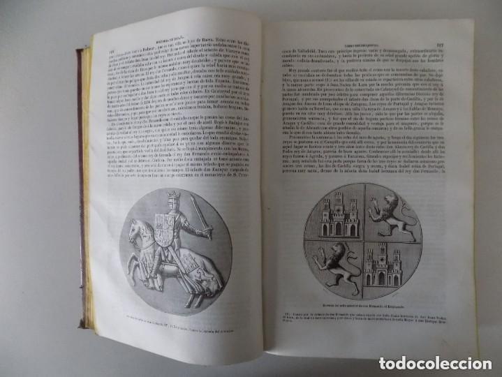 Libros antiguos: LIBRERIA GHOTICA. PADRE MARIANA.HISTORIA GENERAL DE ESPAÑA.GASPAR Y ROIG 1848.TOMO 2. FOLIO.GRABADOS - Foto 4 - 155820426