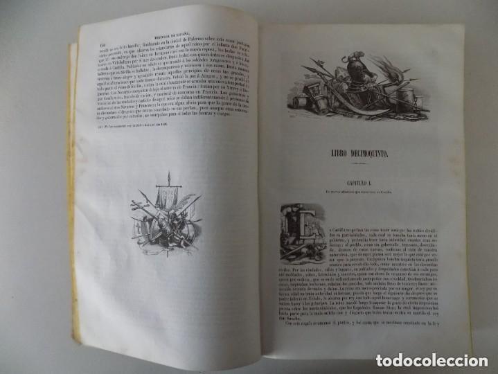 Libros antiguos: LIBRERIA GHOTICA. PADRE MARIANA.HISTORIA GENERAL DE ESPAÑA.GASPAR Y ROIG 1848.TOMO 2. FOLIO.GRABADOS - Foto 5 - 155820426