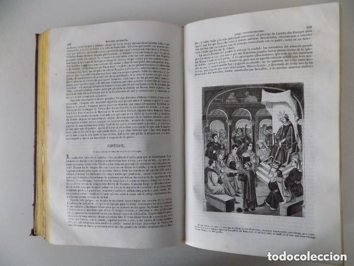 Libros antiguos: LIBRERIA GHOTICA. PADRE MARIANA.HISTORIA GENERAL DE ESPAÑA.GASPAR Y ROIG 1848.TOMO 2. FOLIO.GRABADOS - Foto 10 - 155820426