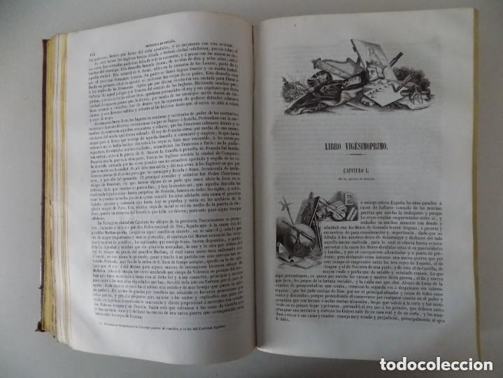 Libros antiguos: LIBRERIA GHOTICA. PADRE MARIANA.HISTORIA GENERAL DE ESPAÑA.GASPAR Y ROIG 1848.TOMO 2. FOLIO.GRABADOS - Foto 11 - 155820426