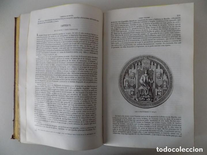 Libros antiguos: LIBRERIA GHOTICA. PADRE MARIANA.HISTORIA GENERAL DE ESPAÑA.GASPAR Y ROIG 1848.TOMO 2. FOLIO.GRABADOS - Foto 12 - 155820426