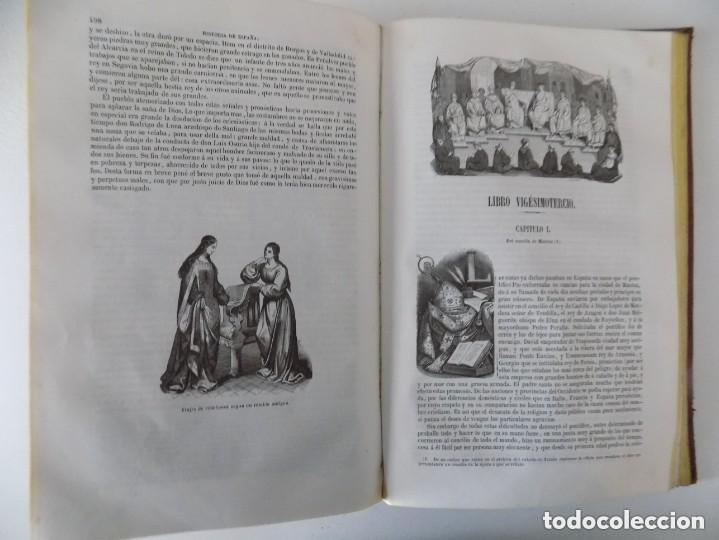 Libros antiguos: LIBRERIA GHOTICA. PADRE MARIANA.HISTORIA GENERAL DE ESPAÑA.GASPAR Y ROIG 1848.TOMO 2. FOLIO.GRABADOS - Foto 13 - 155820426