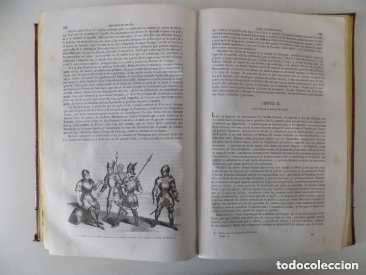 Libros antiguos: LIBRERIA GHOTICA. PADRE MARIANA.HISTORIA GENERAL DE ESPAÑA.GASPAR Y ROIG 1848.TOMO 2. FOLIO.GRABADOS - Foto 14 - 155820426
