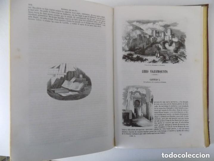 Libros antiguos: LIBRERIA GHOTICA. PADRE MARIANA.HISTORIA GENERAL DE ESPAÑA.GASPAR Y ROIG 1848.TOMO 2. FOLIO.GRABADOS - Foto 16 - 155820426