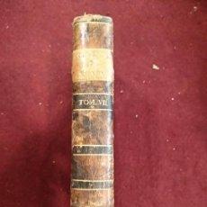 Libros antiguos: COMPENDIO CRONOLÓGICO DE LA HISTORIA DE ESPAÑA 1803 TOMOVII. Lote 155842993