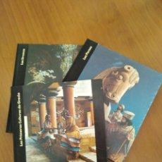 Libros antiguos: ORÍGENES DEL HOMBRE. ETRUSCOS, PERSAS Y PRIMERAS CULTURAS DE GRECIA.. Lote 156048874