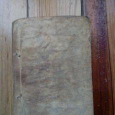 Libros antiguos: AUTORES LATINIDAD GEOGRAFÍA COSTUMBRES HISTORIA ROMANA 1832 TOMO I ESCUELAS PIAS CASTILLA ANDALUCIA. Lote 156645350