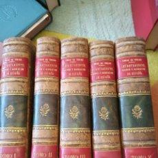 Libros antiguos: LEVANTAMIENTO, GUERRA Y REVOLUCIÓN DE ESPAÑA. Lote 156981342