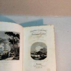Libros antiguos: AVENTURAS Y CONQUISTAS DE HERNÁN CORTÉS EN MÈJICO (1846). Lote 157306178