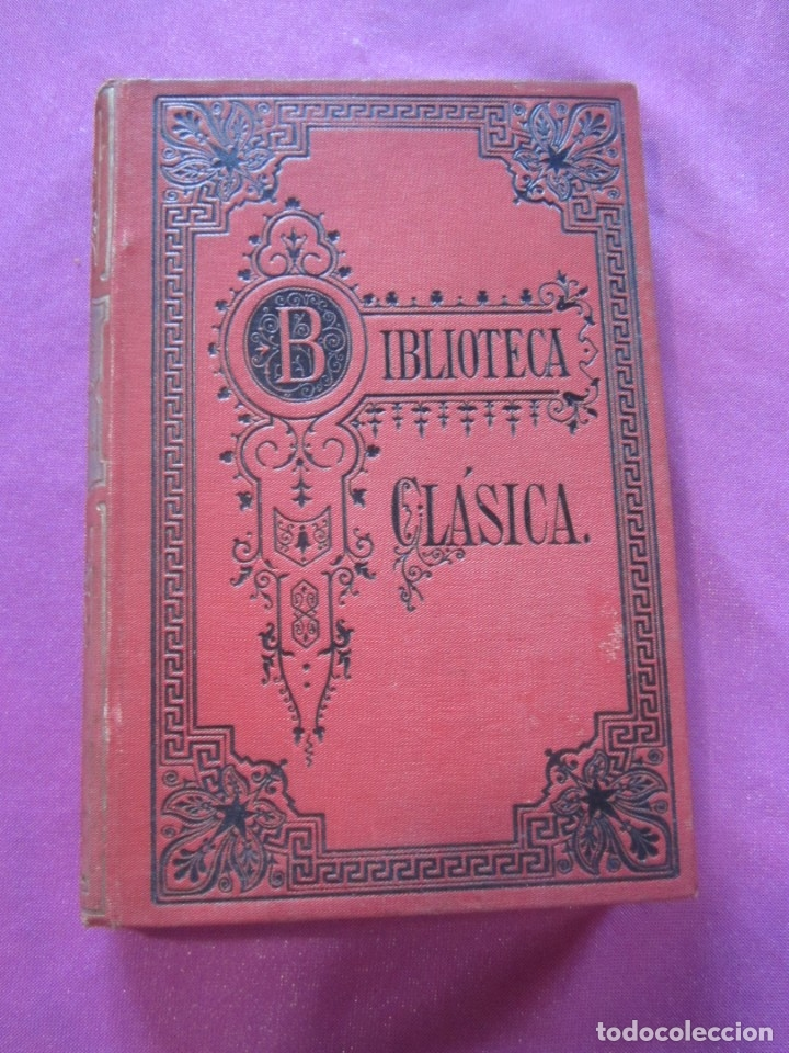 Libros antiguos: POEMAS Y FANTASIAS ENRIQUE HEINE BIBLIOTECA CLASICA 1900 . - Foto 4 - 46203027