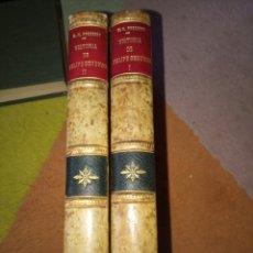 Libros antiguos: HISTORIA DE FELIPE II, REY DE ESPAÑA. Lote 157430478