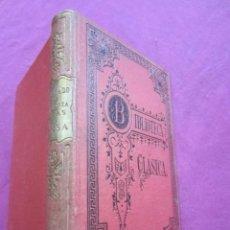 Libros antiguos: DIEGO HURTADO DE MENDOZA OBRAS EN PROSA AÑO 1911. Lote 157464030