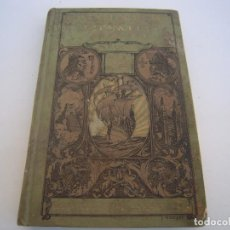 Libros antiguos: LOS EXPLORADORES ESPAÑOLESDEL SIGLO XVI ARALUCE 1924. Lote 158309178