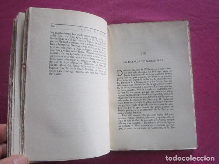 Libros antiguos: VIAJE POR LAS ESCUELAS DE ESPAÑA CERCO DE MADRID BELLO, LUIS AÑO 1926 - Foto 4 - 158424658