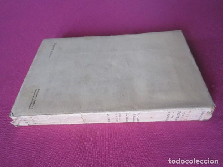 Libros antiguos: VIAJE POR LAS ESCUELAS DE ESPAÑA CERCO DE MADRID BELLO, LUIS AÑO 1926 - Foto 6 - 158424658