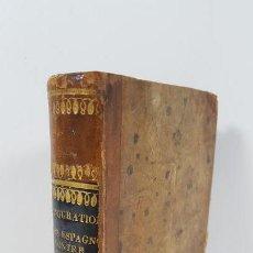 Libros antiguos: CONJURATION DES ESPAGNOLS. SAINT-RÉAL. EDIT. MÉNARD ET DESENNE, FILS. PARÍS. 1821.. Lote 159053370