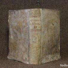 Libros antiguos: TOMO XVII HISTORIA CRÍTICA DE ESPAÑA Y DE LA CULTURA ESPAÑOLA. 1797 LINGÜÍSTICA. LENGUAS PRE-ROMANAS. Lote 159219214
