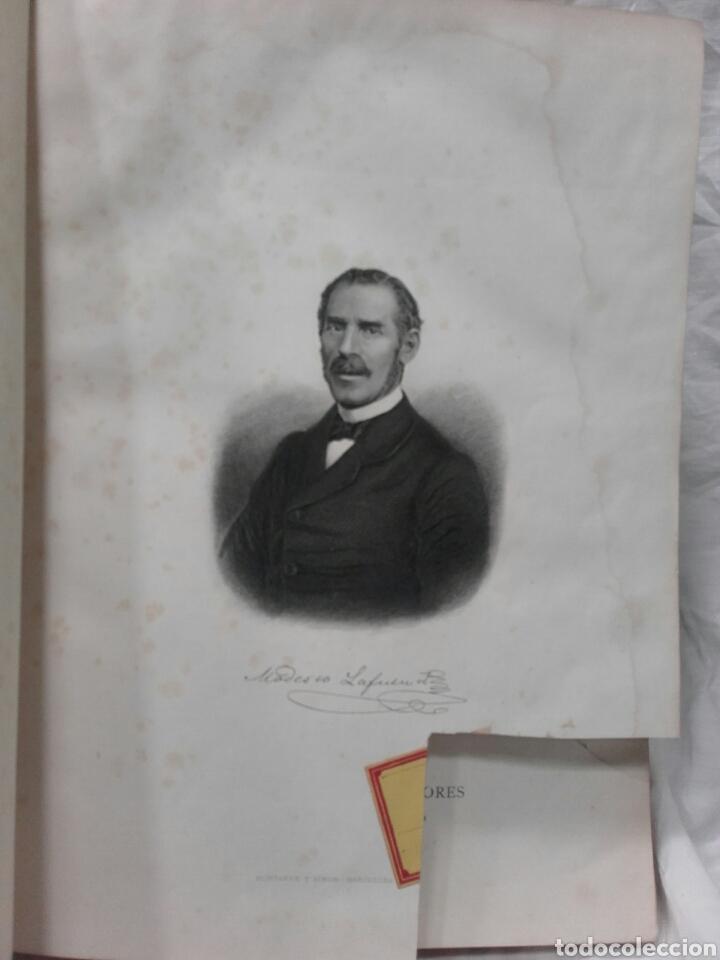 Libros antiguos: HISTORIA GENERAL DE ESPAÑA DE MODESTO LAFUENTE EDICIÓN DE LUJO 1833, Montaner y Simón editores. - Foto 3 - 159362489