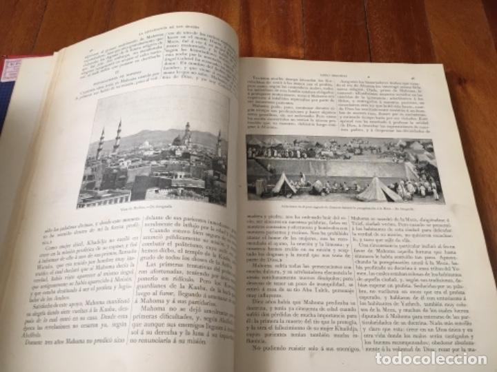 Libros antiguos: LA CIVILIZACIÓN DE LOS ÁRABES. GUSTAVO LE BON. MONTANER Y SIMÓN 1886. - Foto 4 - 160266398