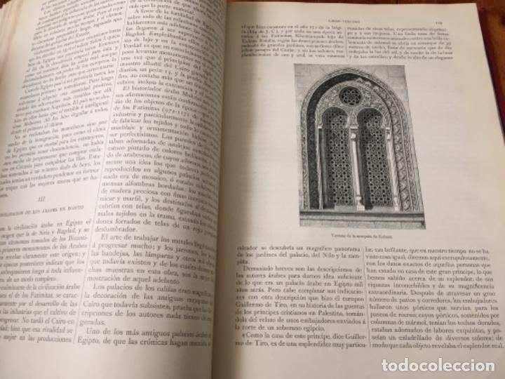 Libros antiguos: LA CIVILIZACIÓN DE LOS ÁRABES. GUSTAVO LE BON. MONTANER Y SIMÓN 1886. - Foto 5 - 160266398