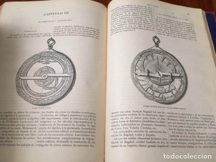 Libros antiguos: LA CIVILIZACIÓN DE LOS ÁRABES. GUSTAVO LE BON. MONTANER Y SIMÓN 1886. - Foto 6 - 160266398