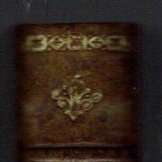 Libros antiguos: HISTORIA DE LA ISLA DE MENORCA, POR RAFAEL OLÉO Y QUADRADO. 2 TOMOS. AÑO 1874. (MENORCA.3.1). Lote 160317214