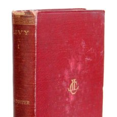 Alte Bücher - Livy. Vol. 1. Books I and II. William Heinemann / G.P. Putnam's Sons - 160518286