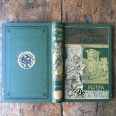 Libros antiguos: HISTORIA DE LAS NACIONES, MEDIA, AÑO 1892. Lote 161832326