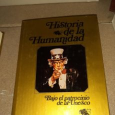 Libros antiguos: HISTORIA DE LA HUMANIDAD , PLANETA SUDAMERICANA TOMO 10. Lote 162017990
