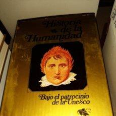Libros antiguos: HISTORIA DE LA HUMANIDAD, PLANETA SUDAMERICANA. TOMO 7. Lote 162018110
