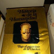 Libros antiguos: HISTORIA DE LA HUMANIDAD , PLANETA SUDAMERICANA, TOMO 6. Lote 162018158