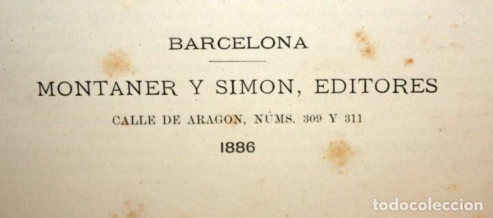 Libros antiguos: LA CIVILIZACION DE LOS ÁRABES-DR GUSTAVO LEBON-1886 - Foto 5 - 162809710