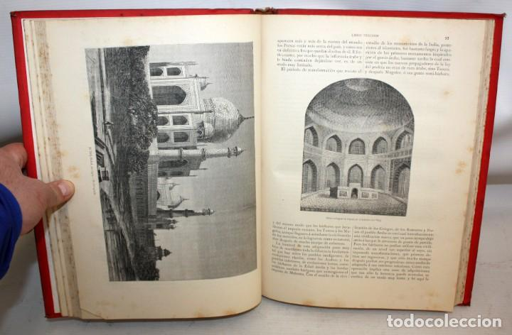 Libros antiguos: LA CIVILIZACION DE LOS ÁRABES-DR GUSTAVO LEBON-1886 - Foto 9 - 162809710