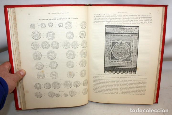 Libros antiguos: LA CIVILIZACION DE LOS ÁRABES-DR GUSTAVO LEBON-1886 - Foto 10 - 162809710