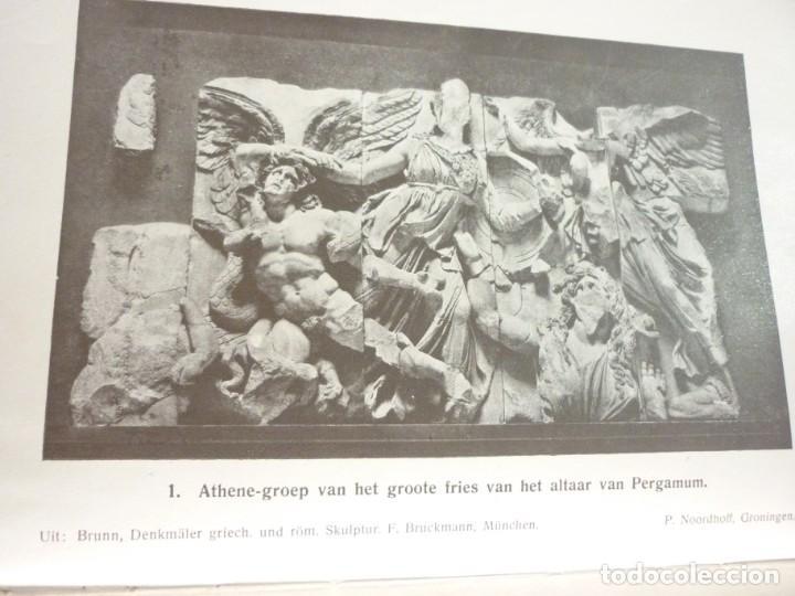 Libros antiguos: GODEN= EN HELDENSAGEN. 1922 GRONINGEN - Foto 3 - 163610346