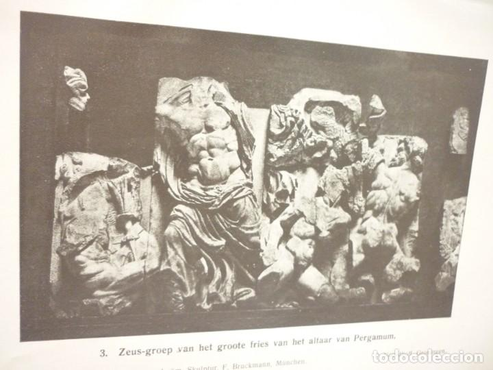 Libros antiguos: GODEN= EN HELDENSAGEN. 1922 GRONINGEN - Foto 5 - 163610346