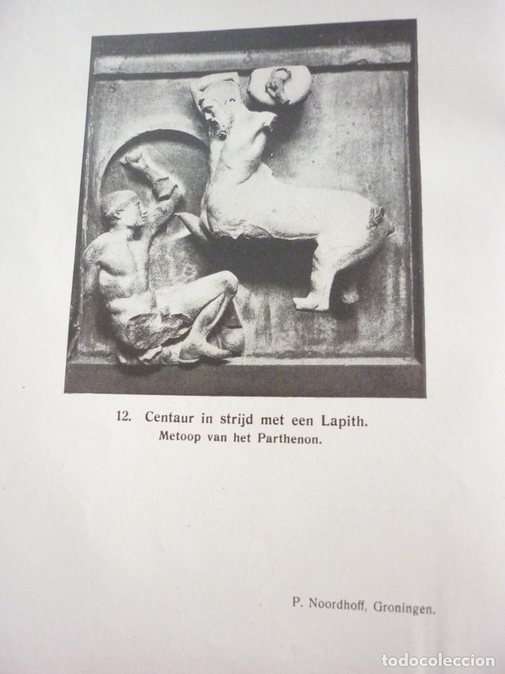 Libros antiguos: GODEN= EN HELDENSAGEN. 1922 GRONINGEN - Foto 11 - 163610346