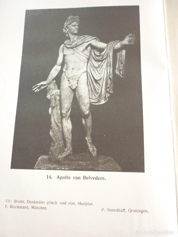 Libros antiguos: GODEN= EN HELDENSAGEN. 1922 GRONINGEN - Foto 13 - 163610346