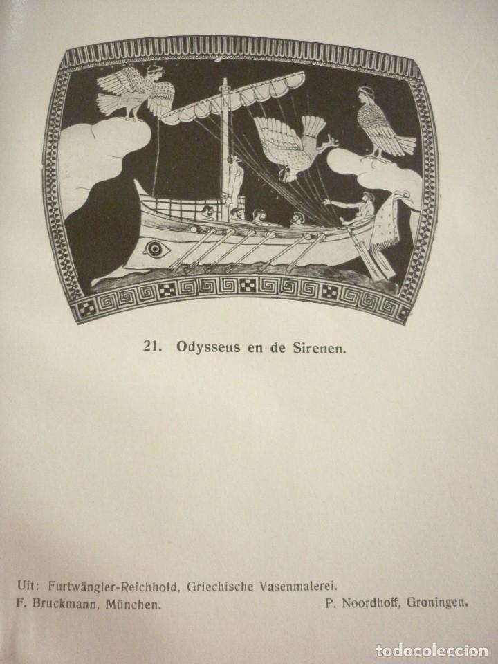 Libros antiguos: GODEN= EN HELDENSAGEN. 1922 GRONINGEN - Foto 19 - 163610346