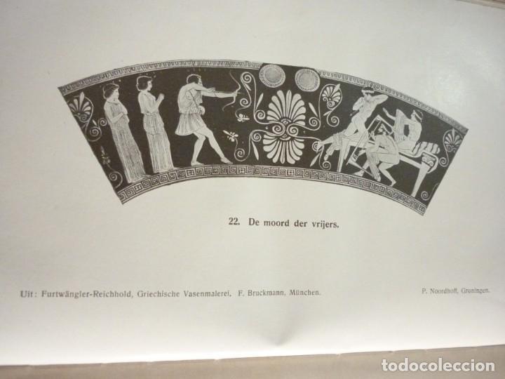 Libros antiguos: GODEN= EN HELDENSAGEN. 1922 GRONINGEN - Foto 20 - 163610346