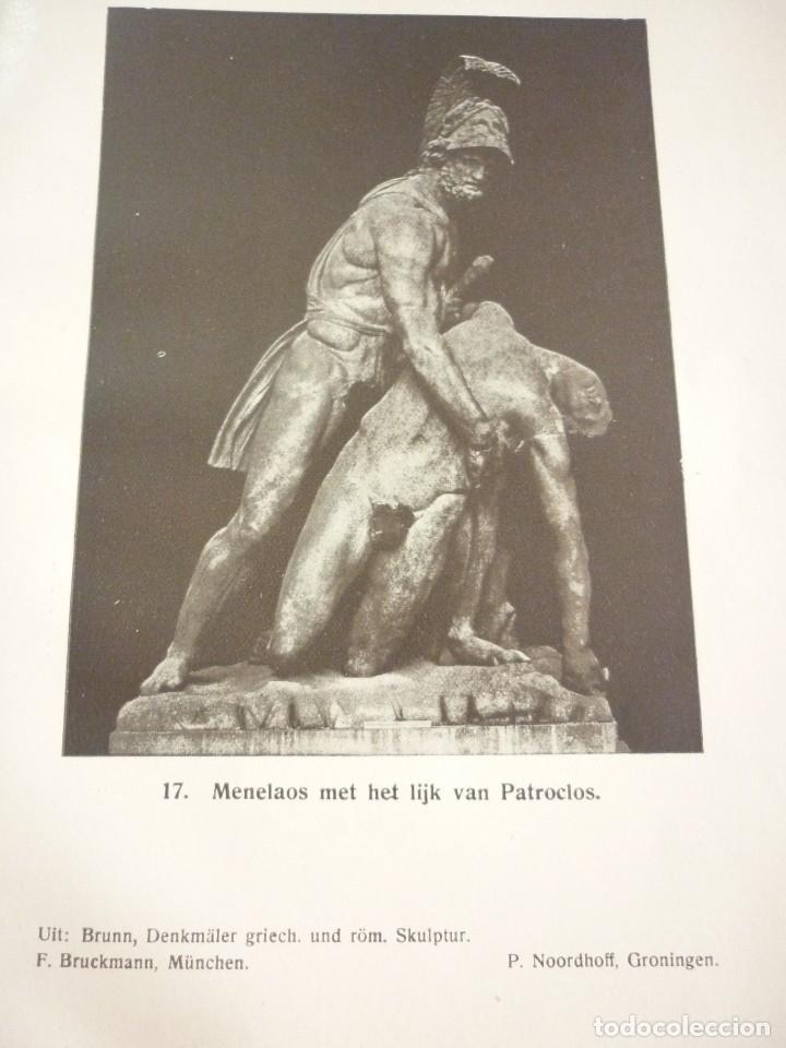 Libros antiguos: GODEN= EN HELDENSAGEN. 1922 GRONINGEN - Foto 25 - 163610346